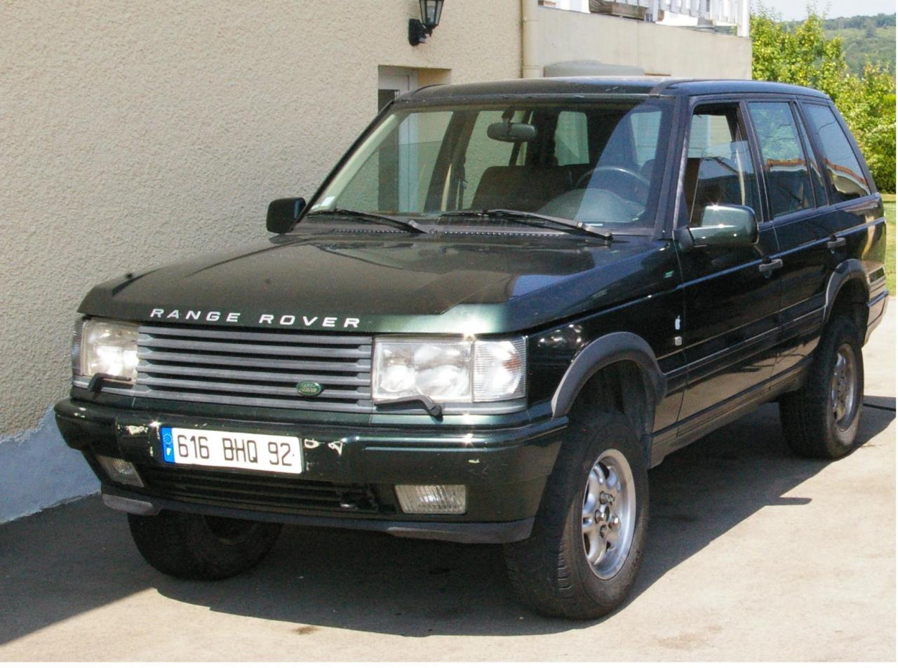 Range rover Holland holland