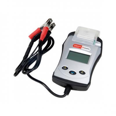 Testeur de batterie avec imprimante intégrée