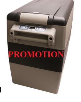 Promotion réfrigérateur/congélateur 52 litres