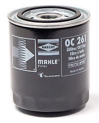 Filtre à huile V8