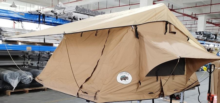 Nos tentes de toit accompagne vos raids