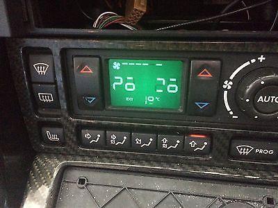 Range rover p38 diesel hse vogue valeo hevac