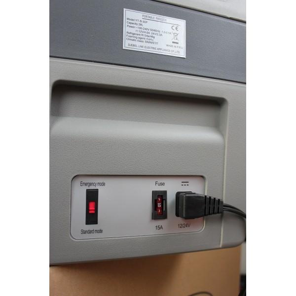 Refrigerateur portable a compresseur 2355