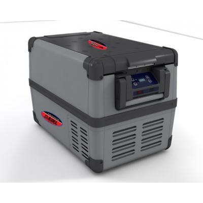 Réfrigérateur congélateur portable à compresseur danfoss 45 litres