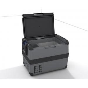 Réfrigérateur congélateur portable à compresseur danfoss 55 litres