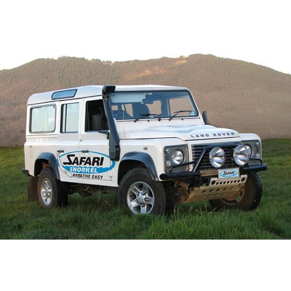 Snorkel safari pour defender 25 tdi 94 98