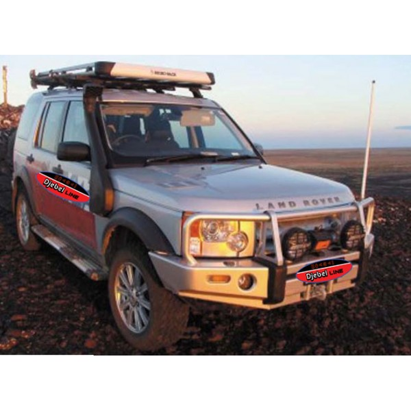 Snorkel safari pour patrol 33d 80 88