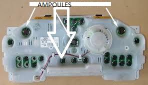 Tb ampoule